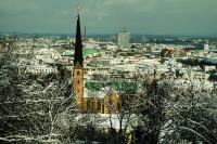 Bielefeld: Ort des ältesten deutschen Meinungsforschungsinstituts.